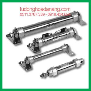 Air cylinder series CM2