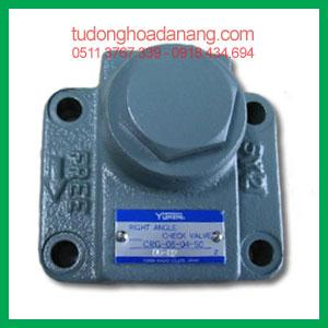 Right Angle Check Valve CRG-06