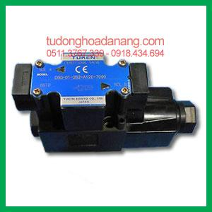 Solenoid Operated Directional Valves DSG-01