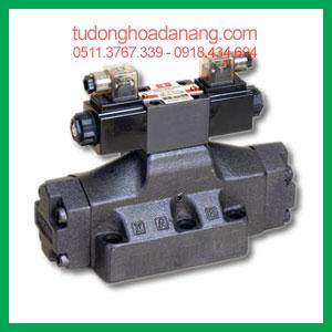 Solenoid Operated Directional Valves DSHG
