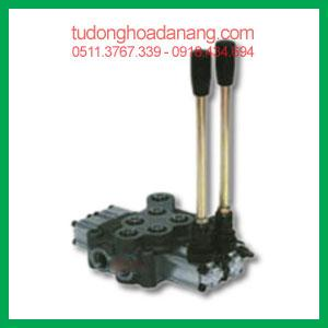 Sectional Directional Control Valves HC-D10, HC-D2