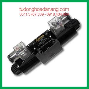 Hydraulic solenoid operated directional valves SHD-02-3C6