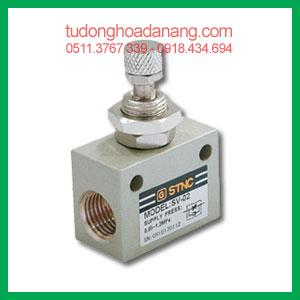 Speed control valve SV-01/ST-01