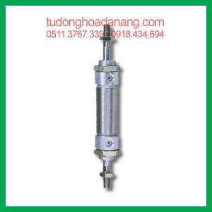 Stainless steel barrel slim cylinder TGAD