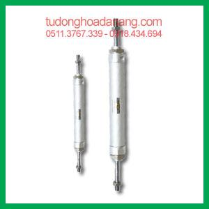 Aluminium Compact Cylinder Double Axis Type