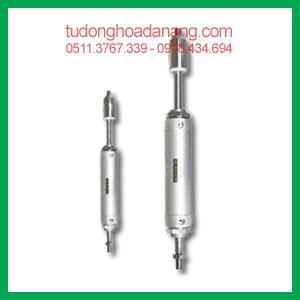 Aluminium mini cylinder double axis adjustable type