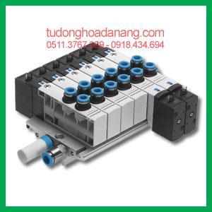 Solenoid valves VUVB
