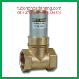 ZFA series angel-seat valve