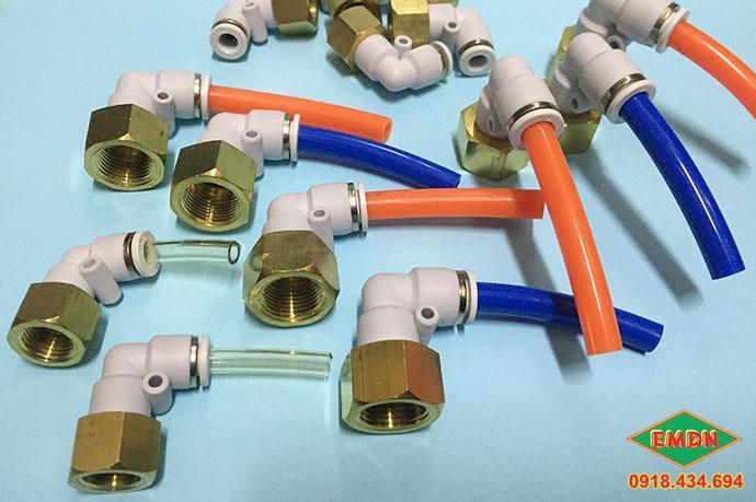 co nối yplf lắp ống hơi pu