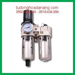 Bộ lọc đôi xả tự động TC4010-04D