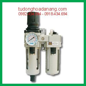 Bộ lọc đôi xả tự động TC4010-06D