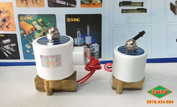 van điện từ khí nén stnc