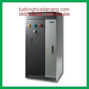 chv110 tủ biến tần chuyên cho máy ép nhựa