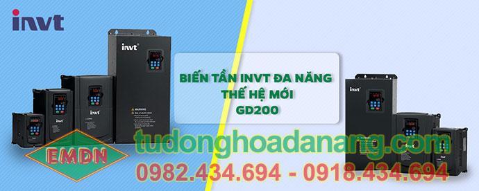 biến tần invt gd200