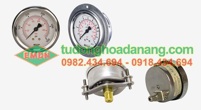 Giá đồng hồ đo áp suất khí nén