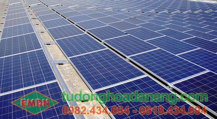 Pin năng lượng mặt trời giá bao nhiêu