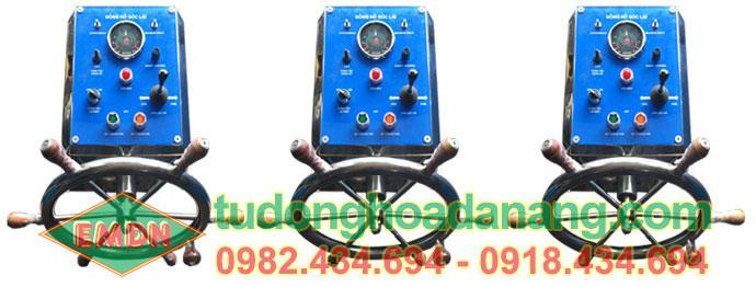 hệ thống thiết bị điều khiển và lái tàu