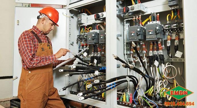 các bước lắp tụ điện công nghiệp