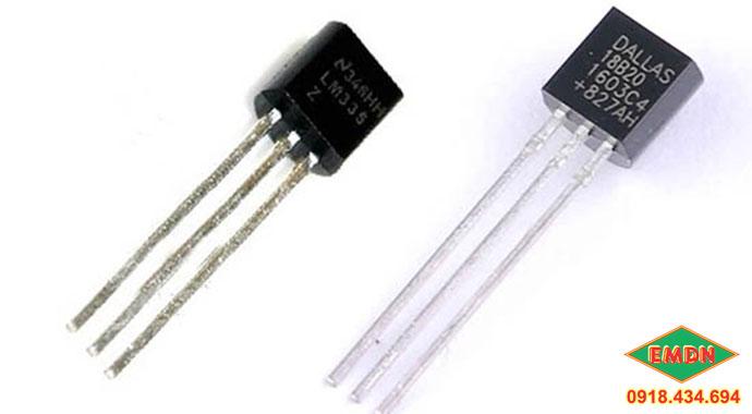 cảm biến nhiệt độ bán dẫn