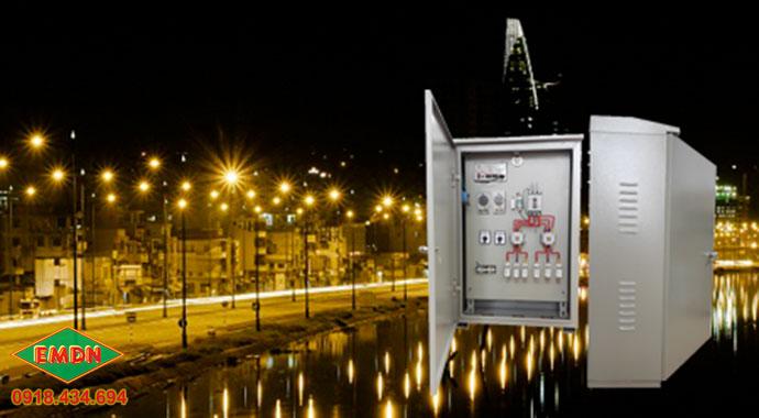 tủ điện điều khiển chiếu sáng