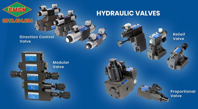 yuken valves