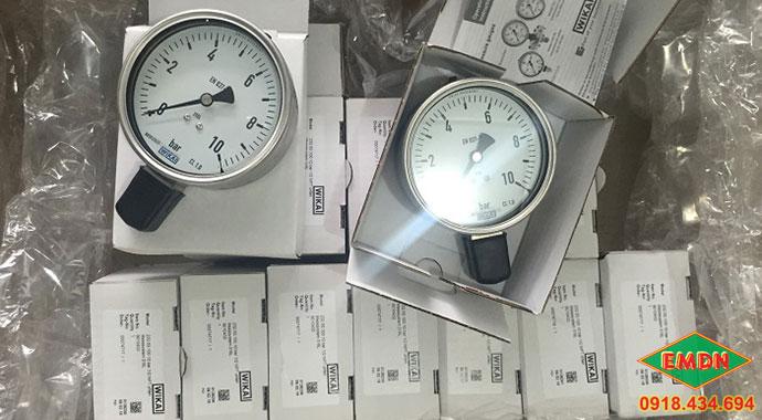 đồng hồ wika